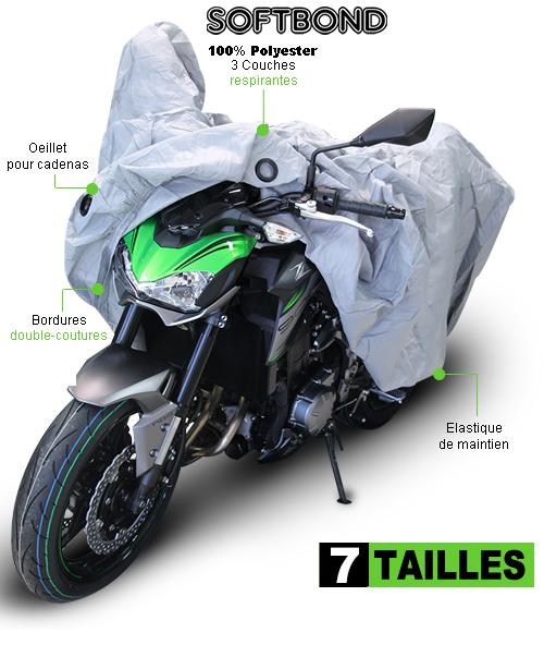 housse de protection moto SOFTBOND