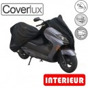 Bâche scooter semi-sur-mesure COVERLUX : Housse protection scooter de taille MS3A