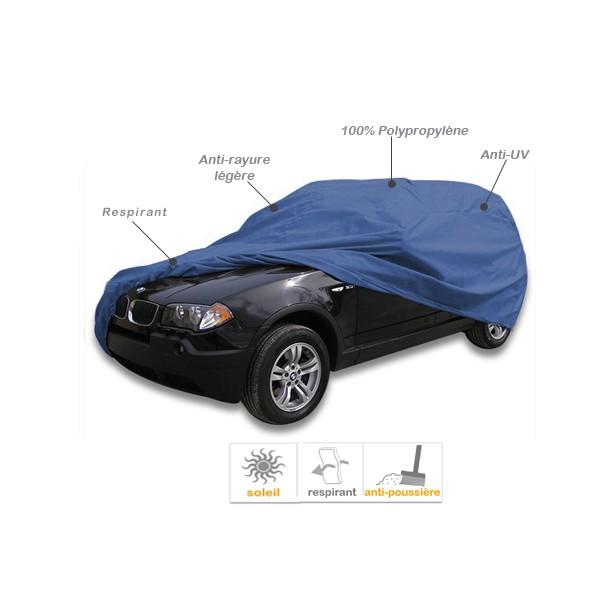 Housse voiture bache protection auto pour 4x4 - Housse de protection sur mesure ...