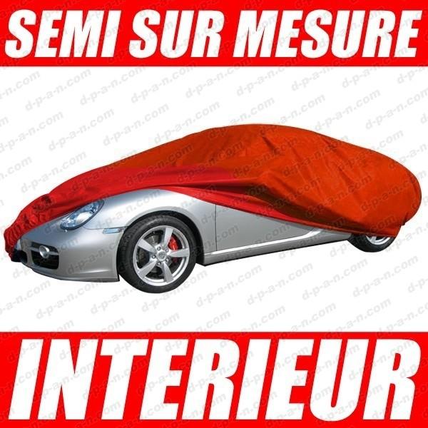 Housse voiture bache protection auto pour cabriolets for Housse voiture sur mesure