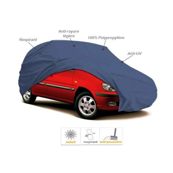 Housse voiture bache protection auto pour monospaces for Housse pour voiture