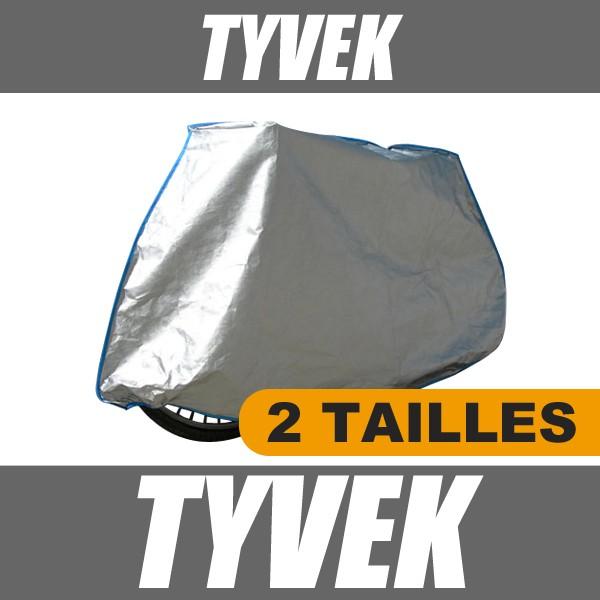 Housse de protection pour velo bache de protection exterieure et interieure tyvek pour votre - Bache protection table exterieure ...