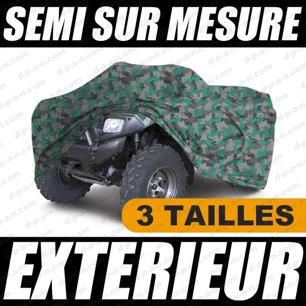 Housse quad bache protection pour quads protection - Bache pour serre sur mesure ...