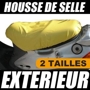 housse protection selle moto scooter en pvc. Black Bedroom Furniture Sets. Home Design Ideas