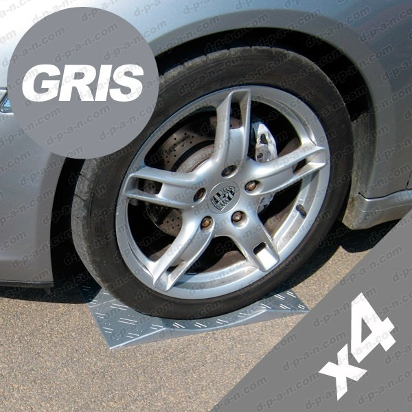 Cales de protection de pneus tyreguard argent for Garage pose pneu
