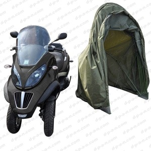 abri minipark beeper pour protection motos et scooters. Black Bedroom Furniture Sets. Home Design Ideas