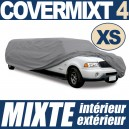 Mixte SOFTBOND - Housse voiture : Bache protection auto pour pick-up simple cabine
