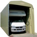 Abri Caravane, Camping Car Tunnel pour protection de voitures - Garage Tunnel