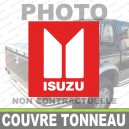 Tonneau Cover Pick Up Isuzu D-max Simple Cabine