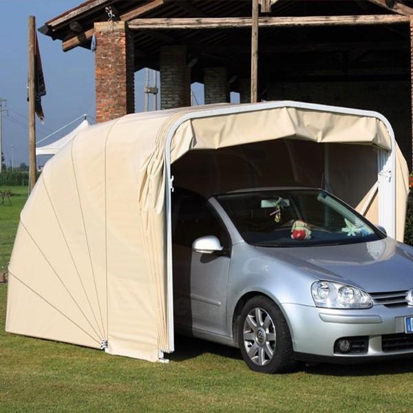 abri autobox garage pour protection de voitures 2 volets. Black Bedroom Furniture Sets. Home Design Ideas