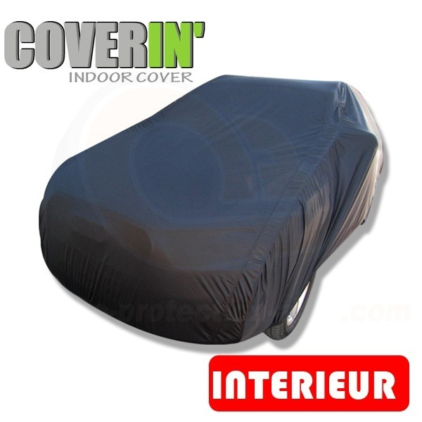 housse de protection voiture garage protection auto int rieure coverin 39 4 tailles. Black Bedroom Furniture Sets. Home Design Ideas