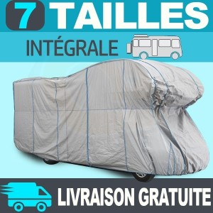 Housse/Bache protection camping-car intégrale Tyvek® TOP COVER