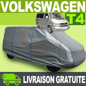 Housse/Bache protection Volkswagen Combi Transporter T4 Tyvek® TOP COVER