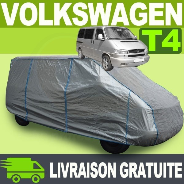 housse bache protection volkswagen combi transporter t4 tyvek top cover. Black Bedroom Furniture Sets. Home Design Ideas