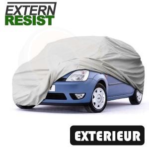 Housse voiture bache protection auto pour citadines protection exterieure semi sur mesure - Housse voiture exterieur ...