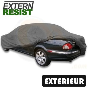 Housse voiture bache protection auto pour berlines protection exterieure semi sur mesure - Bache protection table exterieure ...