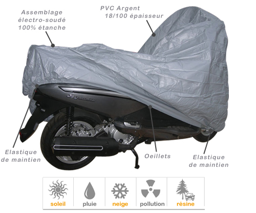 housses de protection pour vos scooters boatian peugeot kymco gilera aprilia sym piaggo. Black Bedroom Furniture Sets. Home Design Ideas